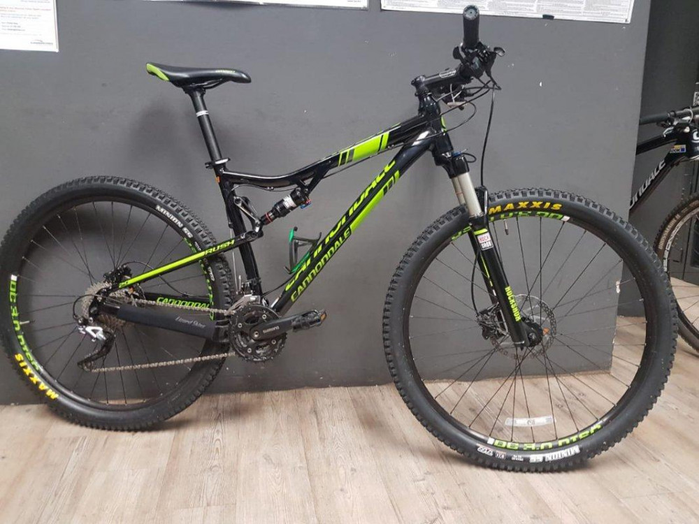 Cannondale Rush 2 Large *Almost New* | Bike Hub