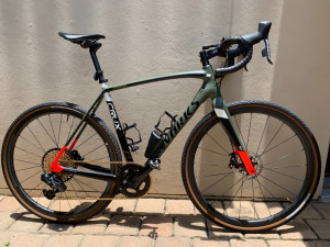 Specialised SWorks Crux Cyclocross 2016